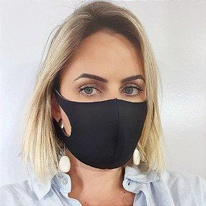 Máscara Reutilizável de Poliéster (10 Unidades) - 14466