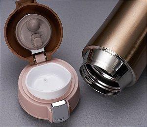 Garrafa Térmica Metal 450ml - (50 Unidades) 02087