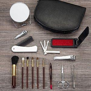 Kit Manicure 15 Peças (10 Unidades) - 00127
