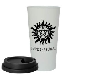 Copo ECO Bucks Personalizado - Supernatural