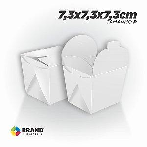 Box Comida Oriental Lisa - Tamanho P (350ml) | 100unid.
