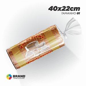 Saco PP - Pão de Forma 40x22 | 1000 unid.