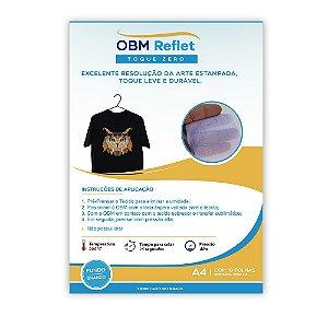 OBM Toque Zero A4 c/ 10 fls - Reflet Power