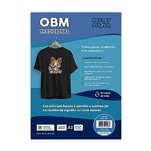OBM Tradicional A3 c/ 10 folhas - Reflet Power
