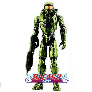 Boneco mattel  Halo master chief jefe maestro