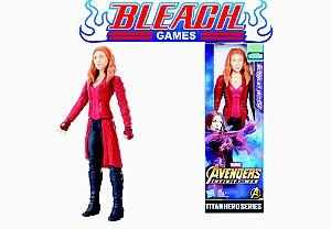 Boneco hasbro  marvel avengers infinity  war scarlet witch