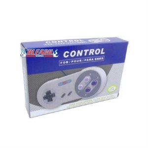 Controle joystick super nintendo play game