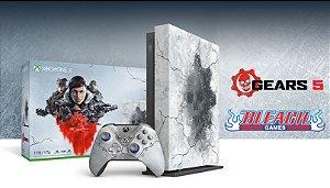 Xbox one X edição especial gears 5