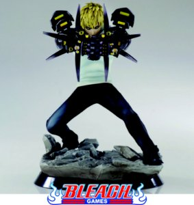 FIGURE ONE PUNCH MAN - GENOS - XTRA