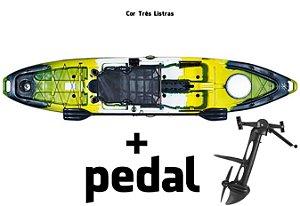 Caiaque Milha Náutica Hook Com Pedal Power Drive System