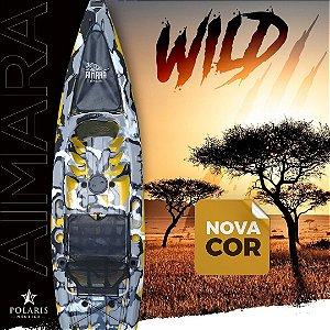 """Caiaque Polaris Aimara Pro - Nova Cor """"Wild"""""""