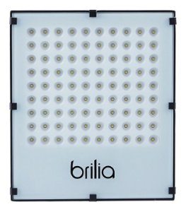 Projetor/refletor Led 100w Brilia