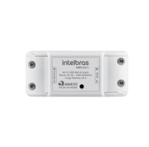 Controlador Smart Wi-fi Para Ambientes Ews 201 E Intelbrás
