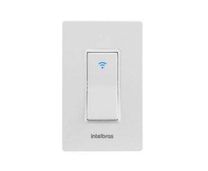 Interruptor Smart Wi-fi Para Iluminação Ews 101 Intelbrás