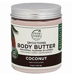Manteiga corporal COCONUT