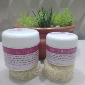 Condicionador hidratante petalasdebeleza vegano e natural 60g
