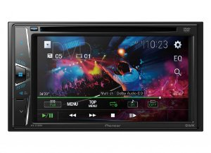 DVD Player Pioneer AVH-G115 - USB - 6.2""