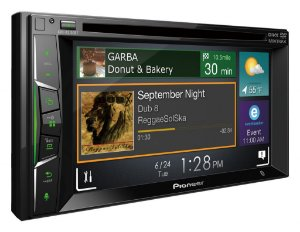 DVD Player Pioneer AVH-2150TV - Bluetooth - USB - 7 Polegadas
