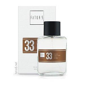 Perfume 33 - AMARRIGE - 60ml