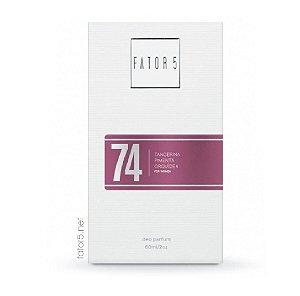 Perfume 74 - MONTBLANC - 60ml