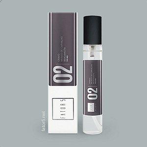 Perfume Pocket 02 - KOUROS FRAICHEUR