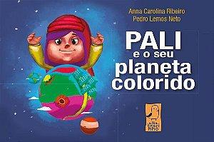 Pali e o seu planeta colorido