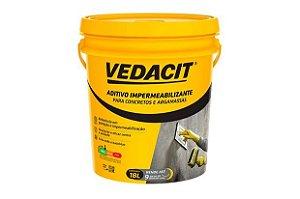 Aditivo Impermeabilizante  -  BD 18L, VEDACIT