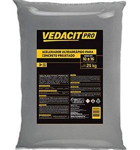 Vedacit Rapidissimo- ultra rapido - Pó, 25kg