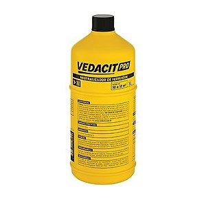 Neutralizador de Ferrugem, Ferrox 1L - VEDACIT
