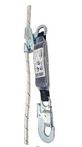 Trava Quedas com mosquetão e ABS- DG 9001MA