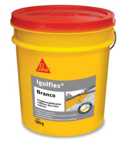 Igolflex Branco - 18 litros