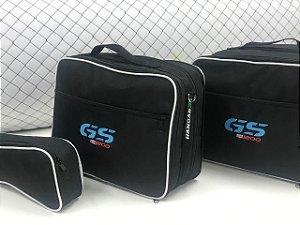 Bolsas internas p/ Alforges orig GS1200 - BMW