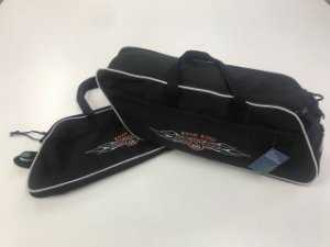 Bolsas Internas p/ Alforges Road King Harley