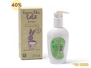 PROMOÇÃO- Shampoo Calêndula e Aloe Vera 200ml