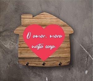 Porta Chaves | Casinha | O Amor