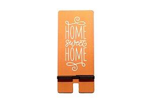 Porta Celular | Home Sweet Home Laranja