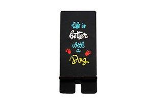Porta Celular | Life is Better