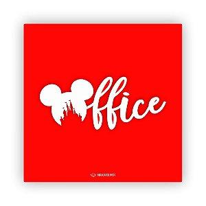 Quadro Decorativo em MDF | Office| Mouse