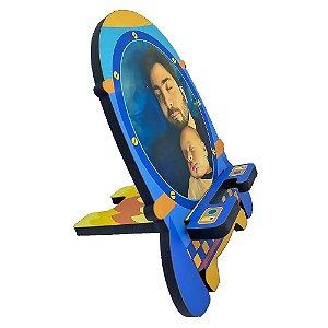Porta Celular Personalizado | Foguete