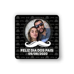 PORTA COPO MAGNÉTICO/IMÃ DE GELADEIRA | PERSONALIZADO | DIA DOS PAIS