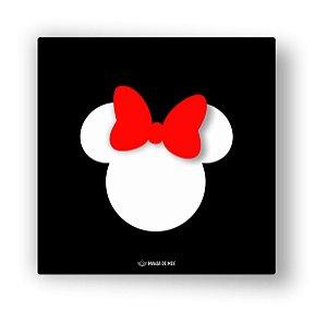 Quadro Decorativo em MDF | Laço | Mouse