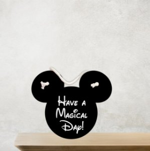 Placa Decorativa | Mouse | Magical