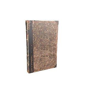 Livro Caixa Antigo - MDF/Pequeno