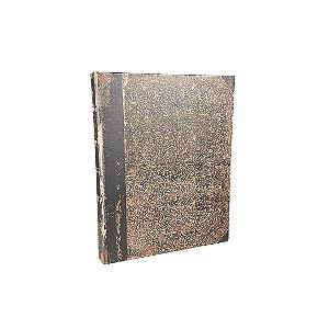 Livro Caixa Antigo -  MDF/Grande