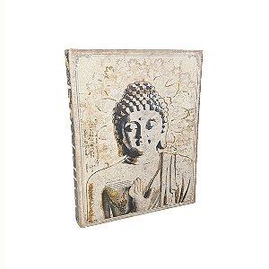 Livro Caixa - MDF/Buda