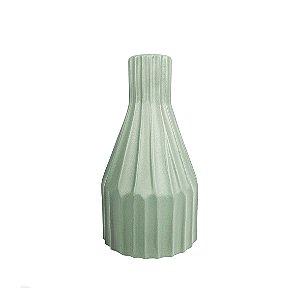 Vaso de Cerâmica - Verde Militar