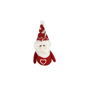 Pingente Papai Noel - Vermelho