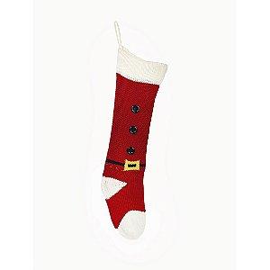 Bota Decorativa Natalina - Vermelha
