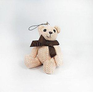 Enfeite de Pendurar - Urso bege/marrom
