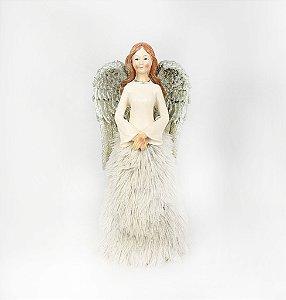 Anjo Decorativo de Resina
